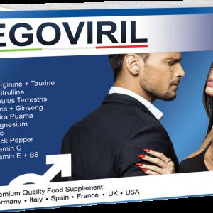 Egoviril, La pillola per erezione per chi ama le sensazioni forti
